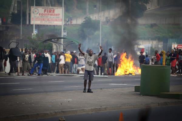 Durban Protest