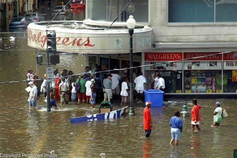 Katrina Walgreens Looting